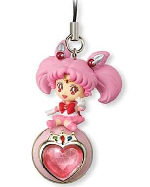 """2. Sailor Chibi Moon & Prism Heart Compact """"Twinkle Dolly Sailor Moon 2"""""""
