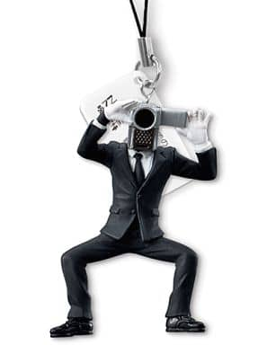 "Camera man (shooting) ""NO MORE Film Thief Figure Collection"""