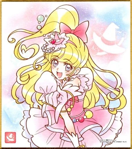 10. Cure Miracle 「 Precure Shikishi ART 」