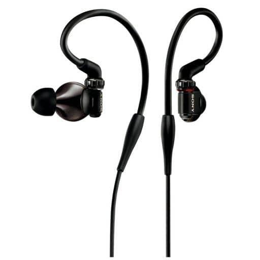 ENCLOSED INNER-EAR RECEIVER [MDR-EX1000]