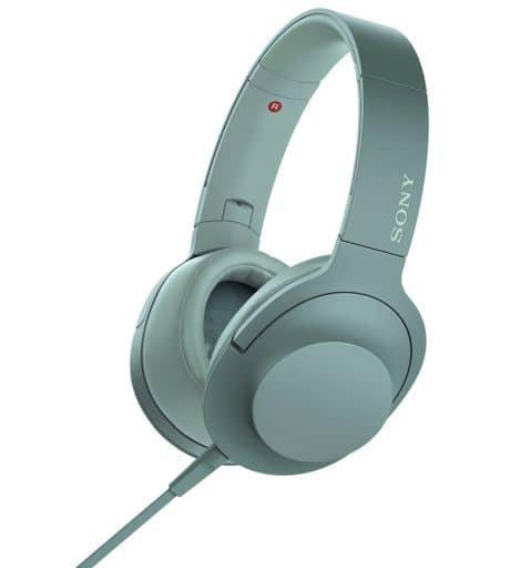 Sony stereo headphones h.ear on 2 (Horizon Green) [MDR-H600A (G)]