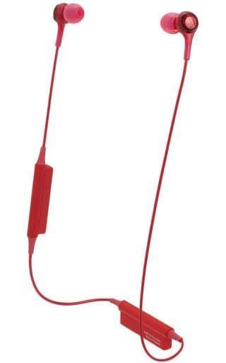 Audio-technica wireless headphones (red) [ATH-CK200BT rd]