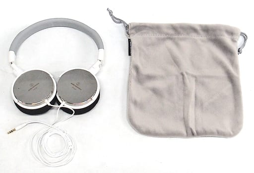 audio-technica Portable Headphones (White) [ATH-ES7WH]