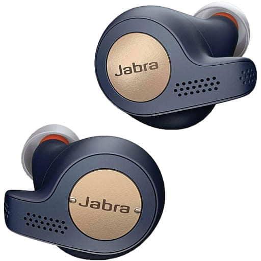 Jabra Full Wireless Earphone Elite Active 65t (Copper Blue) [100-99010000-40]