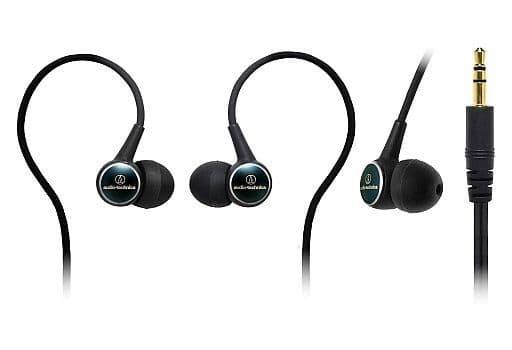 audio-technica Dual Balanced Armature Type Inner Ear Headphones [ATH-CK10] (Status: Main unit only/Main unit difficult)