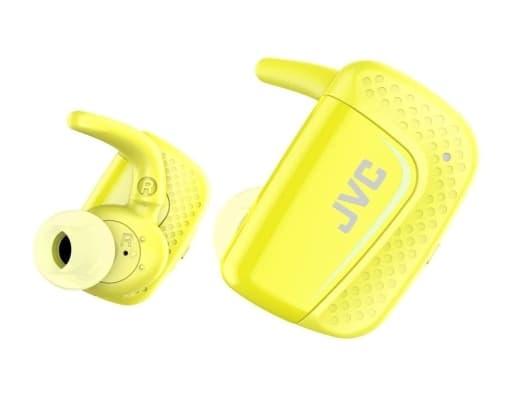JVC Wireless Stereo Headset (Yellow) [HA-ET900BT-Y]