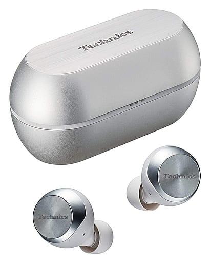 Panasonic Technics Wireless Stereo Inside Phone AZ70 (Silver) [EAH-AZ70W-S]