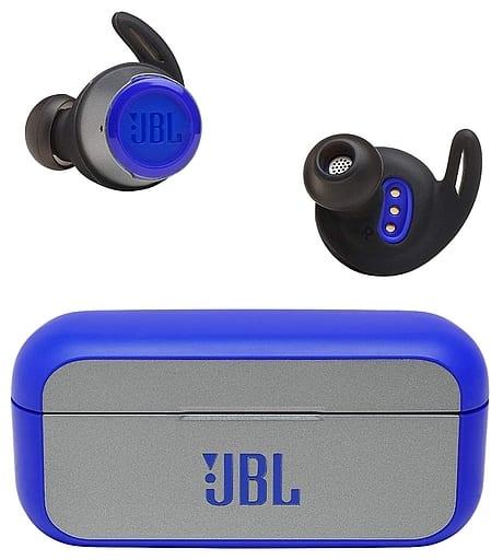 Harman JBL REFLECT FLOW Full Wireless Earphones (Blue) [JBLREFFLOWBLU]