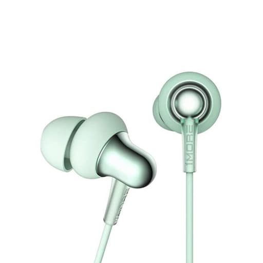 1 MORE STYLISH DUAL DYNAMIC DRIVER BT In-Ear Headphones (Green) [E1024BT]