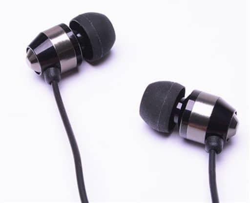 ALPEX Dynamic Earphones HSE-A1000 (Gunmeta) [HSE-A1000GM]
