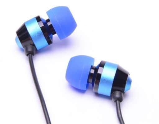 ALPEX Dynamic Earphones HSE-A1000 (Blue) [HSE-A1000B]