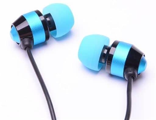 ALPEX Dynamic Earphones HSE-A1000 (Pastel Blue) [HSE-A1000PB]