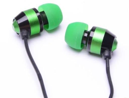 ALPEX Dynamic Earphones HSE-A1000 (Green) [HSE-A1000G]