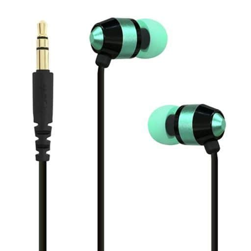 ALPEX Dynamic Earphones HSE-A1000 (Emerald Green) [HSE-A1000EG]