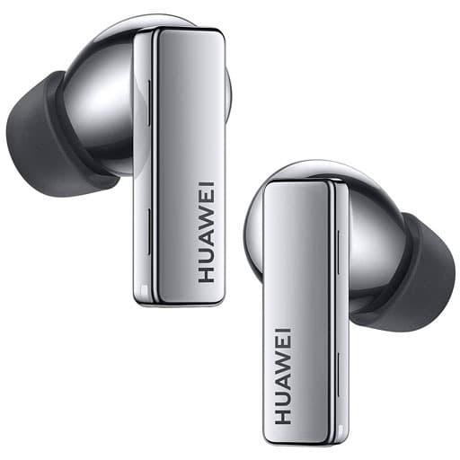 Huawei FreeBuds PRO Fully Wireless Earphones (Silver Frost) [55033466]