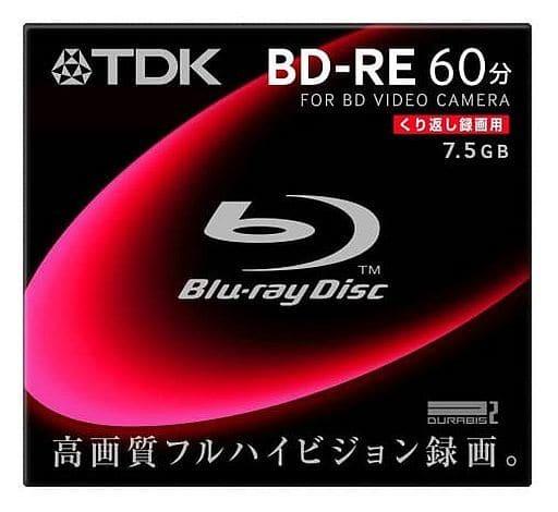 TDK Video Camera Recording BD-RE 8cm 7.5GB [BEC75A1S]