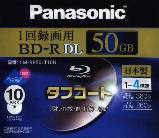 Panasonic BD-R 50 gb 10 Pack [LM-BR50LT10N]