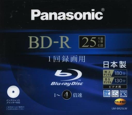 Panasonic BD-R25GB [LB-BR25LW] for Recording