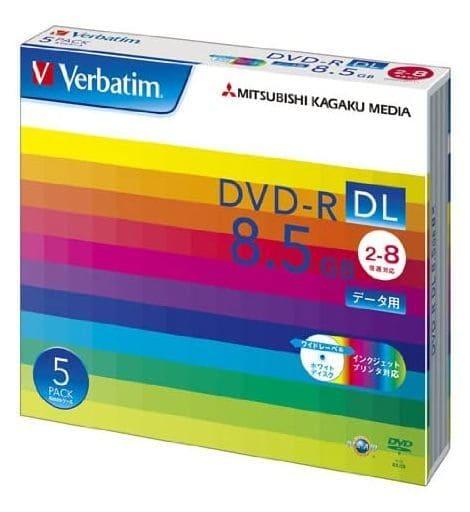 Mitsubishi Data DVD-R DL 8.5GB 5 pieces pack [DHR85HP5V1]