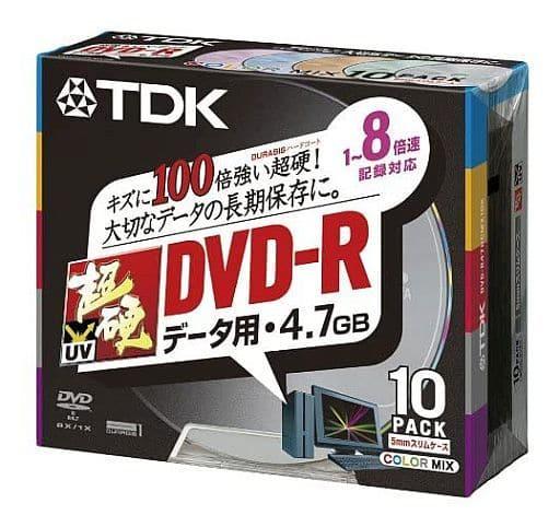 TDK Data DVD-R 4.7 gb 10-Disc Pack [DVD-R47HCMX10K]
