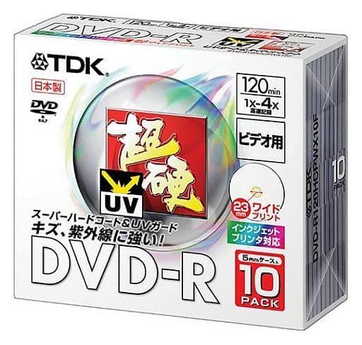 TDK Recording DVD-R 4.7 gb 10-Disc Pack [DVD-R120HCPWX10F]