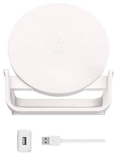 Belkin BOOST CHARGE 10W Wireless Charging Stand [F7U083JCWHT-A]