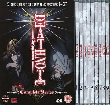 DEATH NOTE COMPLETE SERIES
