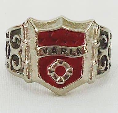 Varia Ring Katekyo Hitman Reborn Ring Rose Box Charm