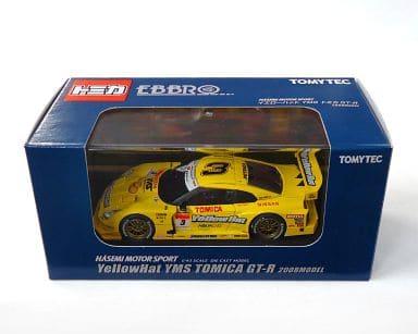 "1/43 Yellow Hat YMS TOMICA Z GT-R 2008 MODEL MOTUL # 3 (Yellow) ""Tomicae Bros HASEMI MOTOR SPORT"" [21777]"