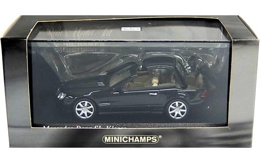 1/43 Mercedes-Benz SL-Class 2001 (black) [400032032]