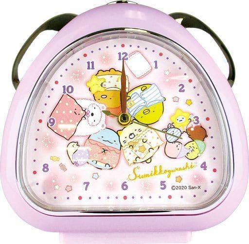 Group (Otomari Kai) Omusubi Clock 「 Sumikko Gusuri 」