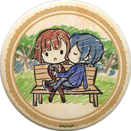 "Ritsuka & Loen ""Dance with Devils - Fortuna - graph art design can badge 02. scene copy ver."""