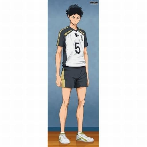 """Red Reed Kyori Life-size tapestry """"High queue !! Second season"""""""