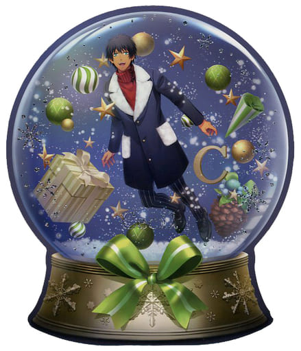Cecil Aijima 「 Utano Prince Sama ♪ トレーディングダイカットスタンドポストカード Snow Fantasy Ver. 」