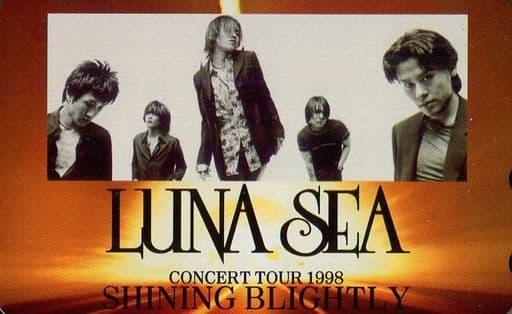 Sugizo / Shinya Yamada / RYUICHI (Ryuichi Kawamura) / total 5 「 Luna Sea CONCERT TOUR 1998 SHINING BLIGHTLY 」