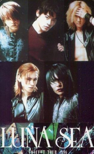 Sugizo / RYU ICHI (Ryuichi Kawamura) / Shinya Yamada / 5 in total 「 Luna Sea CONCERT TOUR 1996 」