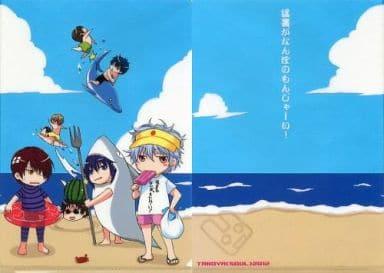 [GINTAMA] A4 Clear File (Takashi Tano) C82 / Tanoya (Tama)