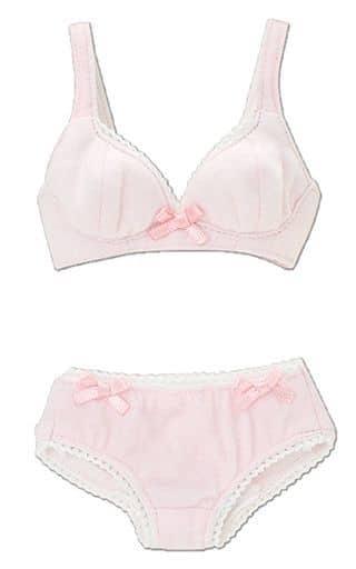 50 cm Simple Bra & Panties II (Pink)