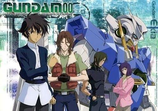 Gundam Meister 4 / Other Shitajiki 「 MOBILE SUIT GUNDAM 00 」