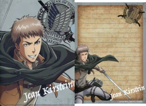 Attack on Titan Clear File from Japan