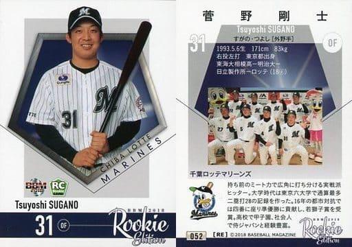 052 Regular Card : Sugano Goushi