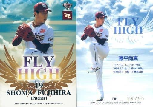 FH1 [insert card] : Shoma Fujihira (parallel version) (/ 90)