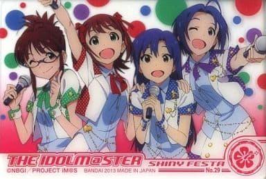 29: Amami Haruka, Kisaragi Chihaya, Miura Azusa, Akizuki Ritsuko