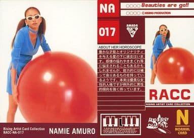 NA-017 : Namie Amuro / Normal Card / Rising Artist Card Collection