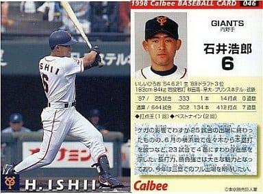 46 : Hiroo ISHII