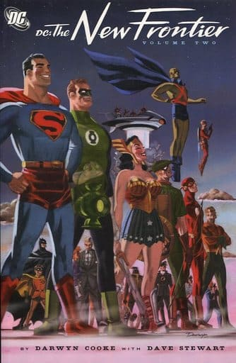 DC: The New Frontier(2)
