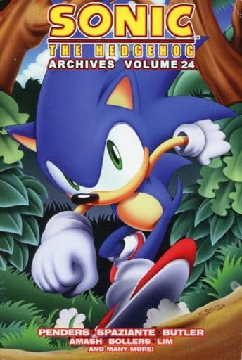 Sonic the Hedgehog Archives(24)