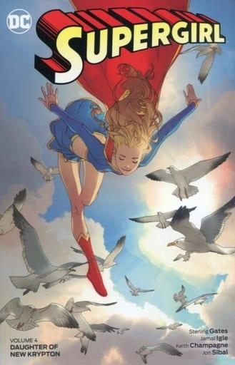 Supergirl: Daughter of New Krypton(纸背景 )(4)