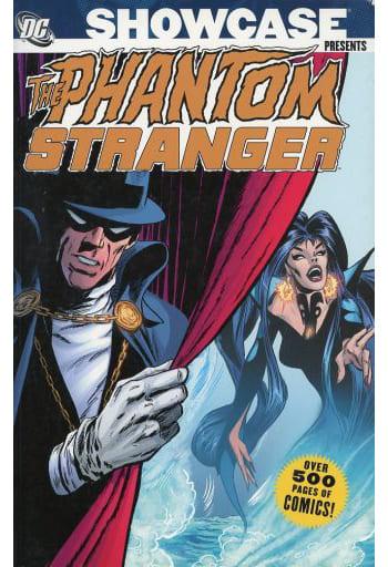 Showcase Presents: Phantom Stranger(纸背景 )(1)