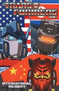 Transformers: International Incident(2)